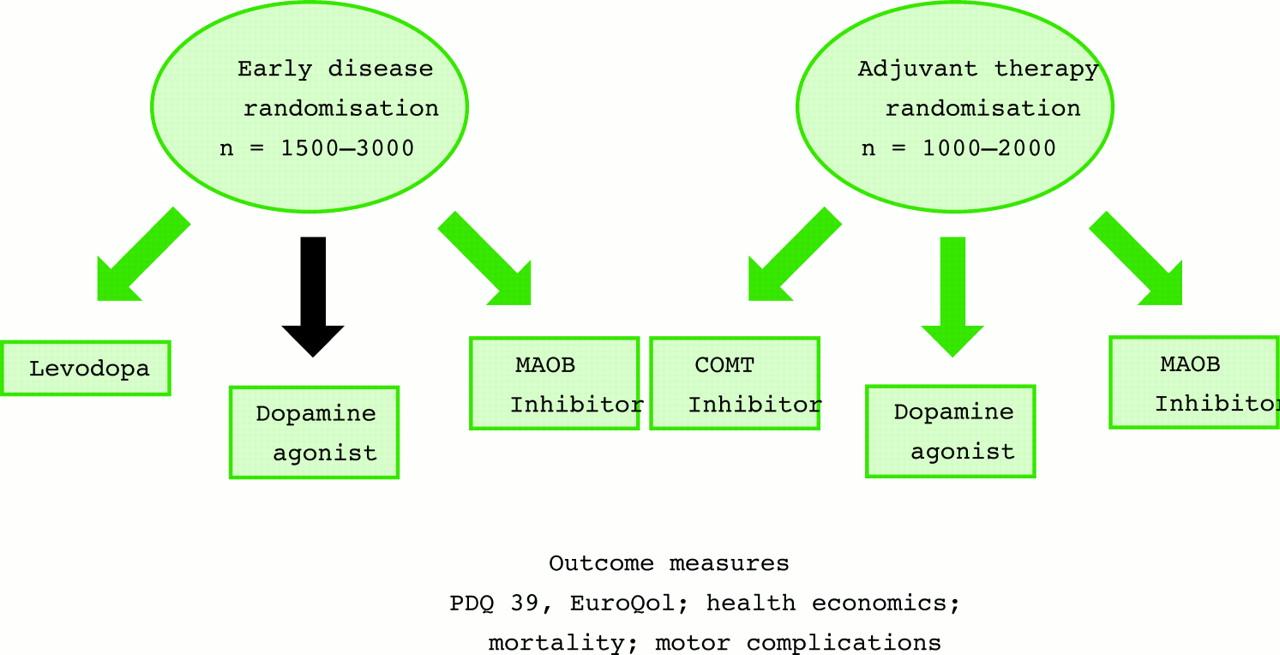 Medical Management Of Parkinson S Disease Journal Of