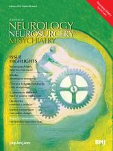 Journal of Neurology, Neurosurgery & Psychiatry: 85 (2)